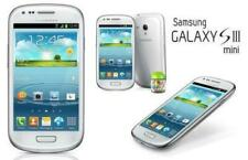 NEW SAMSUNG GALAXY S3 MINI SIM FREE MOBILEPHONE ANDROID SMARTPHONE CERAMIC WHITE