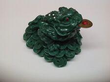 Feng Shui- Jade Frog (Large)