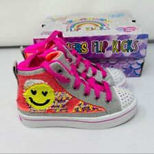 SKECHERS**FLIP KICKS Sequins**US 1.5**$65