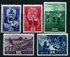 Russia 1948 1284-1288 MLH OG Russian Soviet Pioneers Set $247.50!!