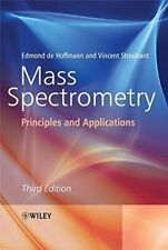 Mass Spectrometry Third Edition: Principles and Applications, De-Hoffmann+=