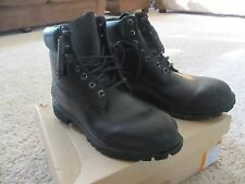 Timberland Boots - Size 12 - Black - with box .