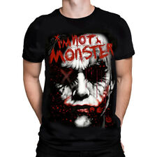 7200cc7fd Wild Star - I'm Not A Monster - Men's T-Shirt, horror
