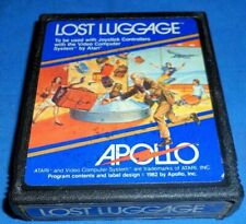 ATARI 2600 LOST LUGGAGE Game only good condition APOLLO
