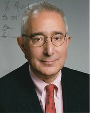 BEN STEIN Autographed Signed Photograph - To Rachel