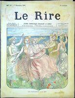 Le RIRE N° 44  du 7 septembre  1895