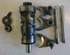 Suzuki T 125 Stinger Shift Drum, Forks & Pins
