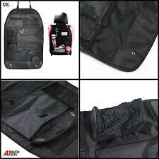 BACK SEAT ORGANISER BAG MULTI POCKET STORAGE HOLDER AUTO CAR VAN MOTORHOME