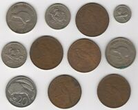 Mix Of New Zealand Coins   World Coins   Pennies2Pounds