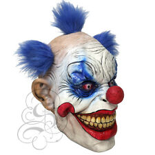 Latex Halloween Scary Big Smile Pogo Fancy Dress Carnival Party Horror Mask