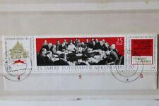 "GERMANY DDR 1970 ""25° ANNIV. OF THE POSTDAM TREATY"" STRIP OF 3 USED (CAT.8)"
