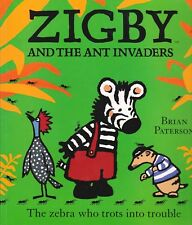 Zigby and the Ant Invaders By Brian Paterson (20% OFF With Multiple Purchases)