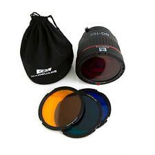 More details for nanguang cn10x studio light fresnel lens colour filters included