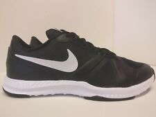 Nike Air Epic Speed TR UK 7 Black White Dark Grey 819003001