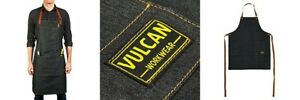 """Vulcan Workwear Utility Apron-Multi-Use Shop Apron """"NWT"""" (Lightweight Denim)"""