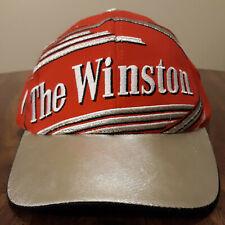 2001 Chase Authentics Jeff Gordon The Winston Hat Cap
