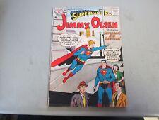 Superman's Pal Jimmy Olsen #19 COMIC BOOK 1957