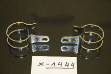 2 Halter für Gabel 39-42mm, Chrom/Metall, TAROZZI 42-0012
