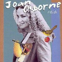 Relish by Joan Osborne (CD, Mar-1995, Blue Gorilla/Mercury) WORLD SHIP AVAIL