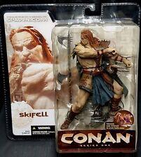 "CONAN Series One skifell fils de heimdul NEUF! Rare! 7"" Scale Figure McFarlane's"