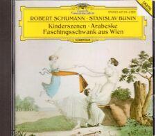 Schumann: Kinderszenen, Arabesque, Faschingsschwank Aus Wien Stanislav Bunin CD