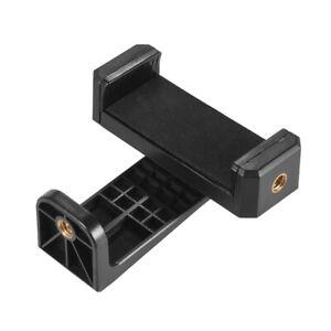 Andoer Adjuatable Smartphone Clip Halter Klemmplatte Kunststoff mit 1/4 M1Q2