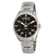 Hamilton Khaki Aviation Automatic Black Dial Men's Watch H64645131