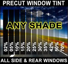 PreCut All Sides & Rears Window Film Any Tint Shade Vlt for Ford Cars Glass (Fits: Ford Contour)