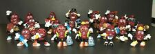 Lot Of 26 California Raisins Calrab / Applause PVC VTG Mini Action Figures Toys