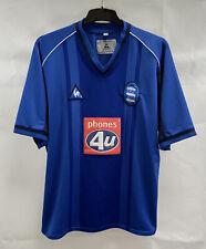 Birmingham City Home Football Shirt 2002/03 Adults XL Le Coq Sportif B590