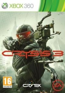Crysis 3 (Xbox 360) PEGI 16+ Shoot 'Em Up Highly Rated eBay Seller Great Prices