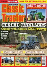 Classic Tractor October 2014
