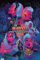 Marvel Comics #1000 Jen Bartel 1:50 Variant