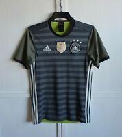 Germany National Team 2016/2017 Away Football Shirt Jersey Adidas Men's Size S