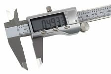 "Digital Caliper 6"" (150mm) All metal construction - guitar repair measuring tool"