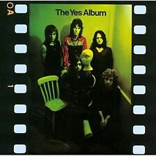 The Yes Album by Yes (CD, Aug-2014)