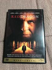 Red Dragon (DVD, 2003, Widescreen)