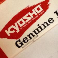 KYOSHO FAZER, GZ15 GZ-15 NITRO PISTON PIN 74115-07,