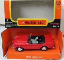 New Ray Mercedes Benz 280 SL 1968