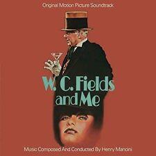 W.c. Fields & Me 8436560842385 by Henry Mancini CD