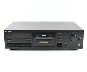 Sony TC-K461S Two Head Audio Cassette/Tape Player Recorder Deck Dolby S SERVICED