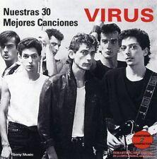 Virus - Mis 30 Mejores Canciones (2CD) [New CD]