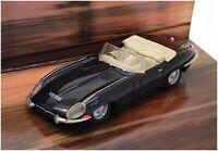 Corgi 1/43 Scale Model Car 96043 - Jaguar E Type Open Top - Dark Blue