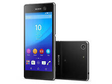 "Sony Xperia M5 Dual Sim 16GB 3GB 5"" 21.5MP 13MP Black 4G LTE"
