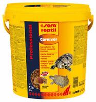 COMIDA A GRANEL. SERA REPTIL PROFESIONAL CARNIVOR TORTUGAS GRANEL TURTLE FOOD
