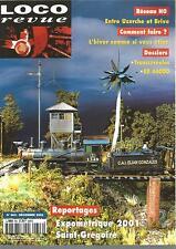 LOCO REVUE N°653 RESEAU HO : ENTRE UZERCHE ET BRIVE / TRANSCEREALES / BB 66000