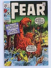 Fear # 1 US MARVEL 1970 68 PG Giant VFN-NM
