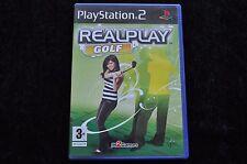 Realplay Golf Playstation 2 PS2