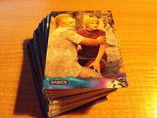 STAR TREK VOYAGER CTH COMPLETE BASIC SET OF CARDS