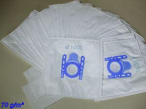 30 Staubsaugerbeutel geeignet für Siemens Z 1.0, Z 2.0, Z 3.0, Super XS dino e